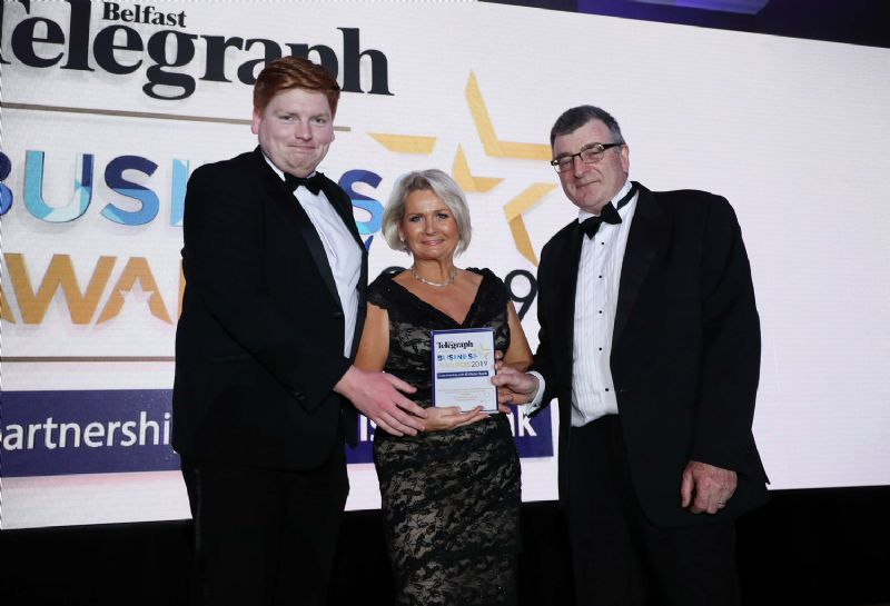 Belfast Telegraph Business Awards 2019