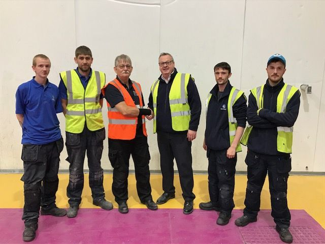 Another successful TWI – CSWIP Hot Gas and Extrusion Welding Training delivered at SILOTANK