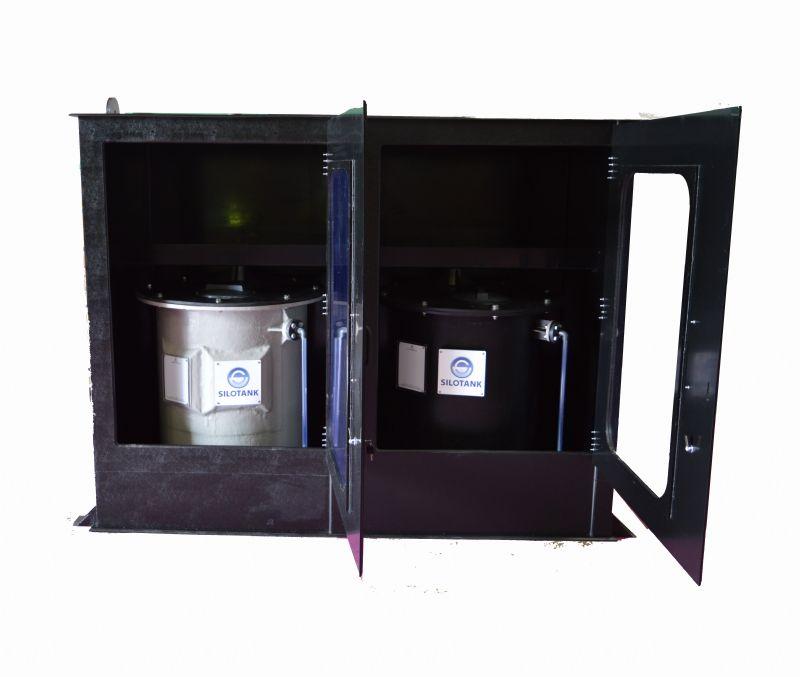 double kiosk