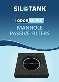 Odorsheild Passive Manhole Filters