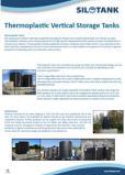 Thermoplastic Vertical Tanks